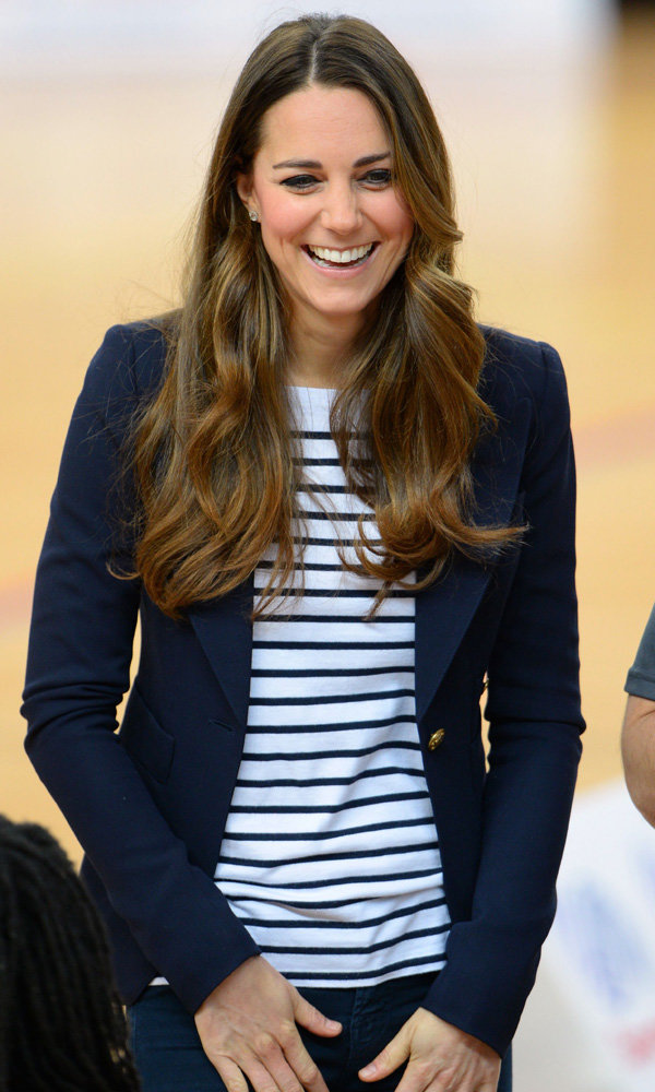 Kate Middleton Rocks Ralph Lauren For Her Return To Royal Duties