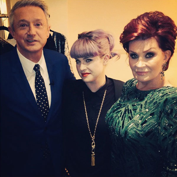 X Factor 2013: Go Behind The Scenes With Kelly Osbourne