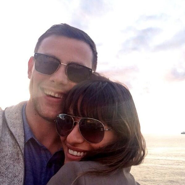 Lea Michele Gives Brave Interview About Cory Monteith's Death