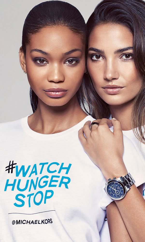 Michael Kors Targets World Hunger With Amazing Campaign