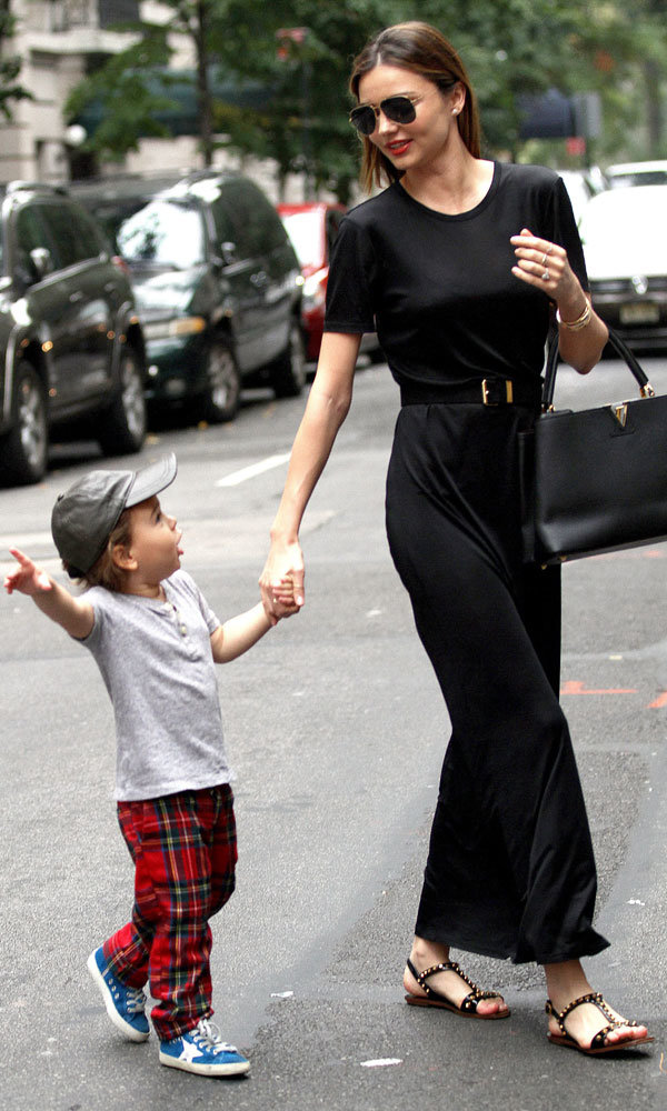 Miranda Kerr Struggles To Spend Time Away From Her Family