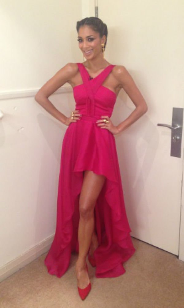 Nicole Scherzinger EXCLUSIVE: See Her X Factor Outfit Straight From Her Dressing Room