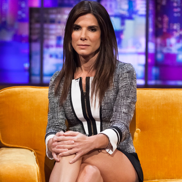 Sandra Bullock Opens Up About Suffering With Depression