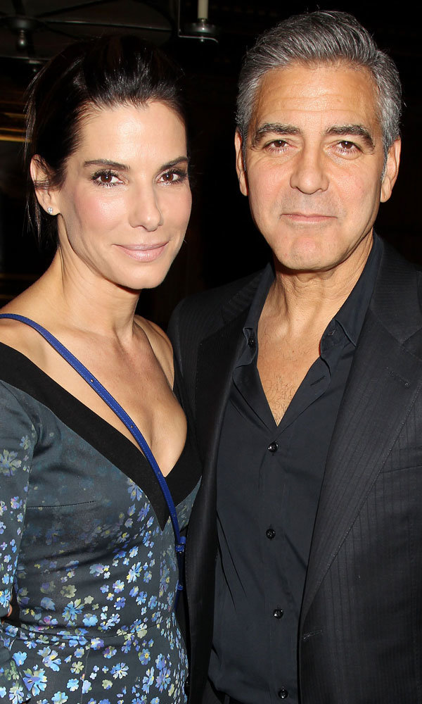 George Clooney Reveals Why He'll Never Date Sandra Bullock