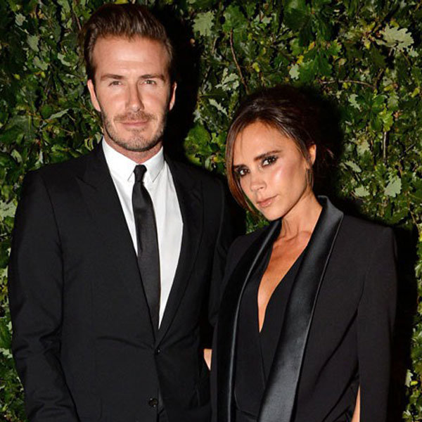 David And Victoria Beckham To Auction Beckingham Palace Possessions