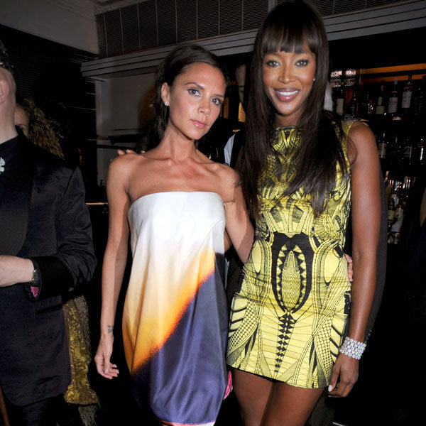 Naomi Campbell Confronts Victoria Beckham Over Fashion Show
