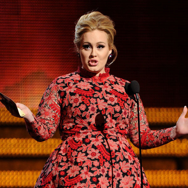 Adele Opens Up About Motherhood For The First Time