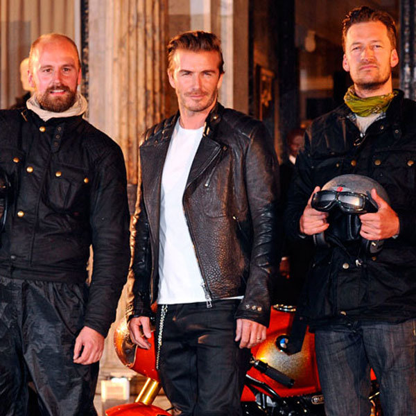 David Beckham's New Film Is Guaranteed To Rev Up Your Engines...