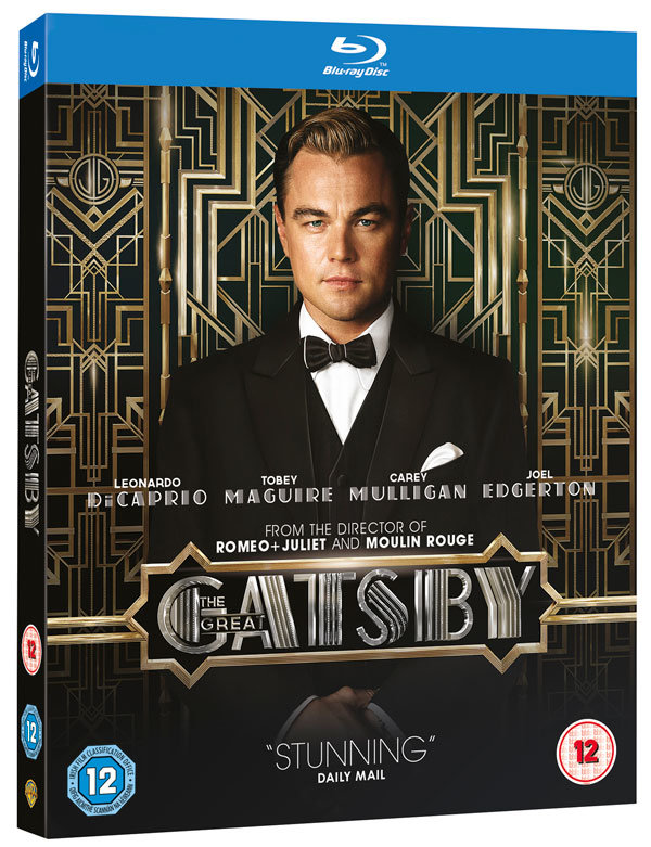WIN A Goody Bag And Blu-ray Of 'The Great Gatsby' With #InStyleVIP