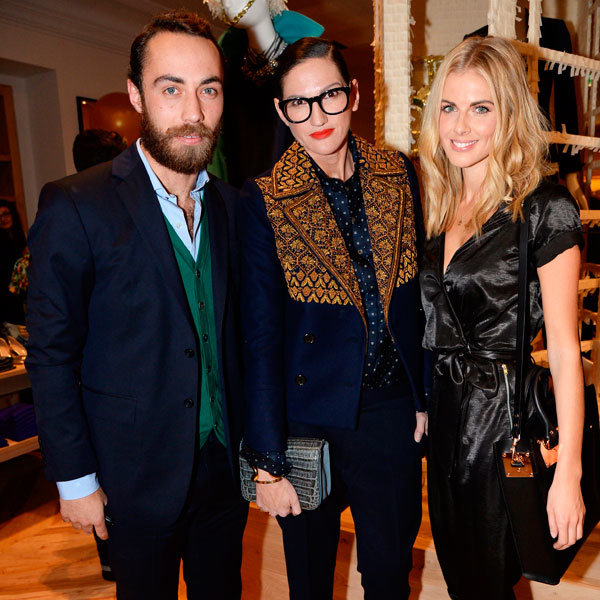 J.Crew Celebrates First London Store With Star-Studded Bash