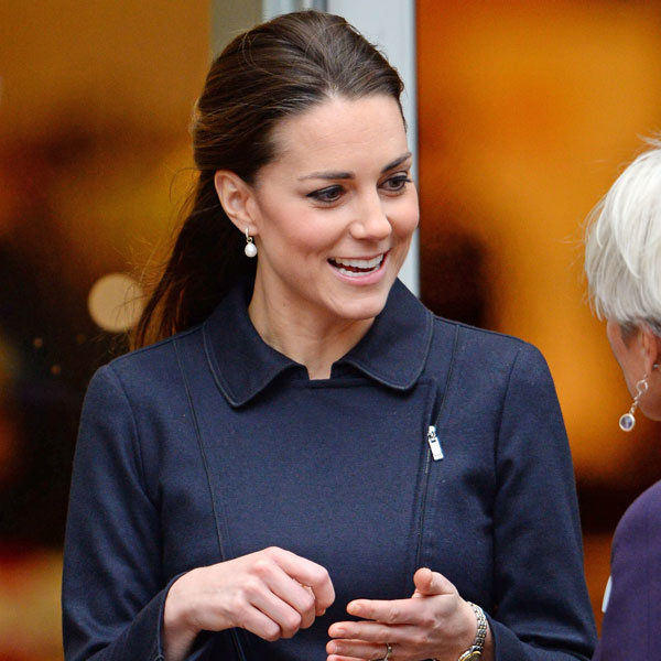 Kate Middleton Proves Her Street Cred... And Talks Sexting