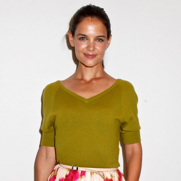 Katie Holmes To Shed Good Girl Image With Racy 50 Shades Of Grey Role