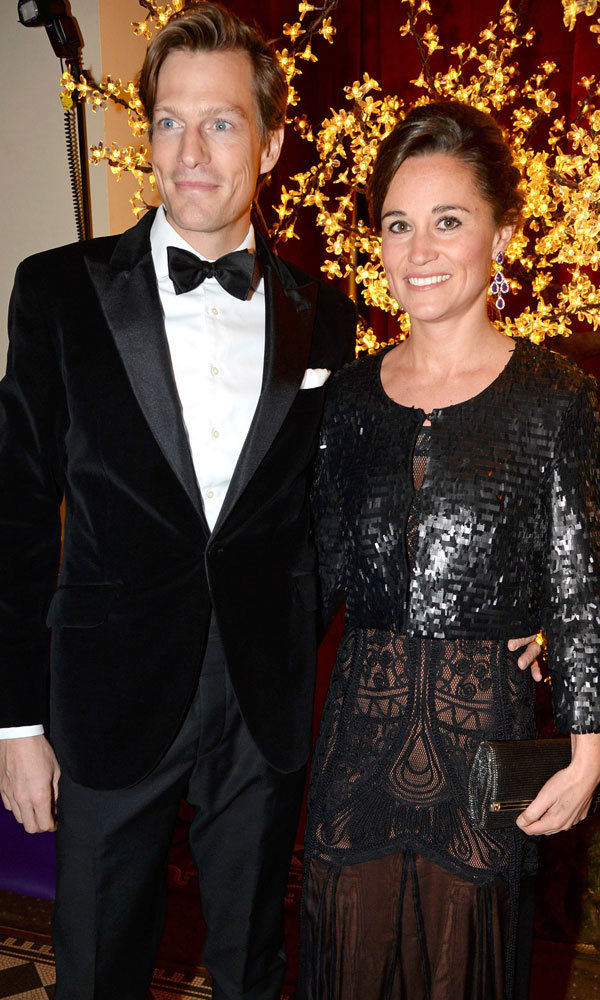 Pippa Middleton Reminds Us Why She's Red Carpet Royalty