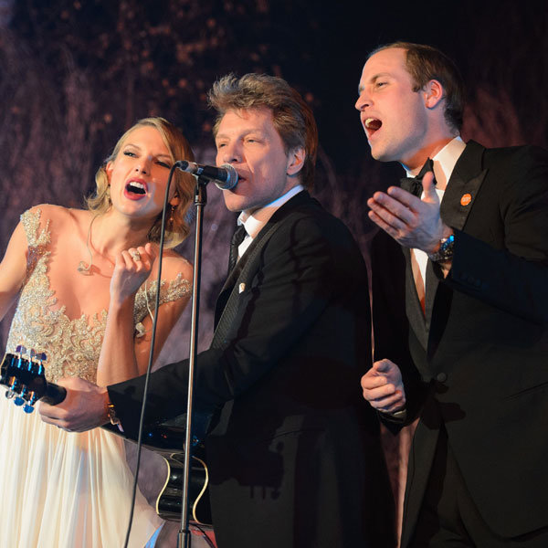 Prince William, Bon Jovi, Taylor Swift & The Coolest Karaoke Session EVER