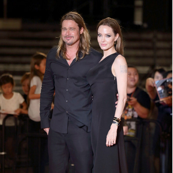 Angelina Jolie And Brad Pitt Have A New Reason To Celebrate