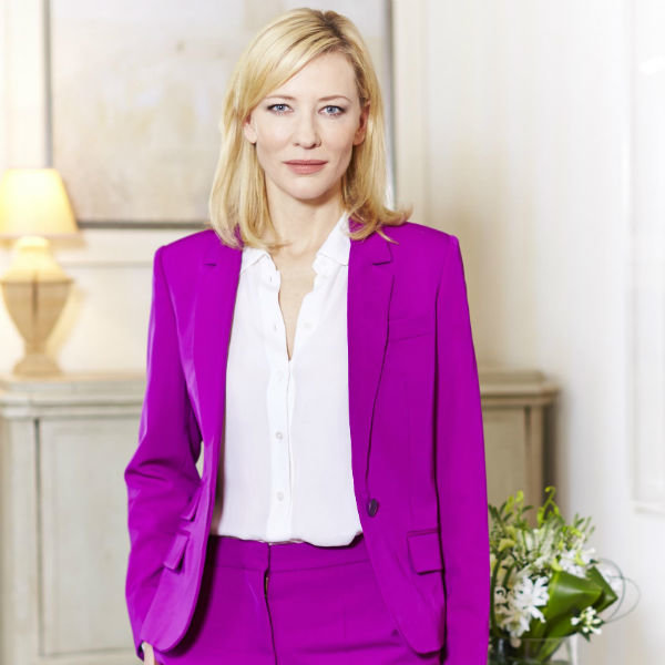 Cate Blanchett On British Fashion And How To Rock A Red Carpet
