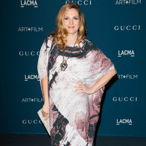 Drew Barrymore's Exciting Baby News... And Why She Planned It