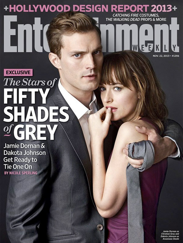 Fifty Shades Of Grey: Jamie Dornan & Dakota Johnson's First Pictures