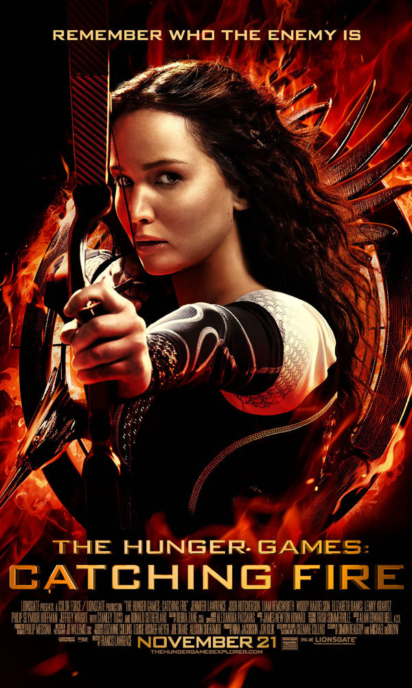 InStyle VIP! Win Tickets To The Hunger Games: Catching Fire Premiere