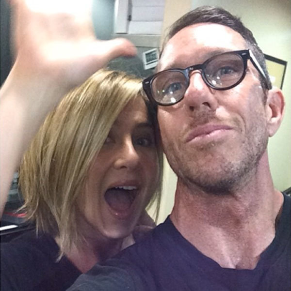 Jennifer Aniston's Bob Is Back, It's Official