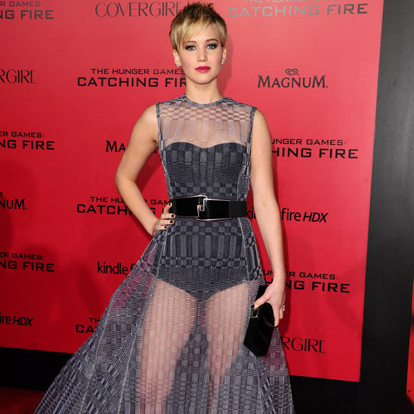 Hung-Up About Your Thighs? Jennifer Lawrence Has Got Something To Say To You