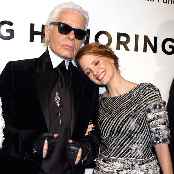 Karl Lagerfeld In Conversation: Red Carpets, Photoshop & Being 'Boring'