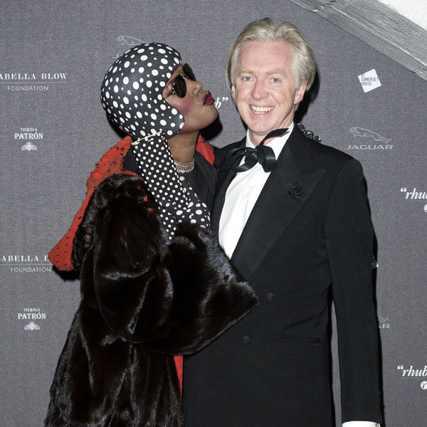 Philip Treacy Lends His Design Talents To The Brit Awards 2014