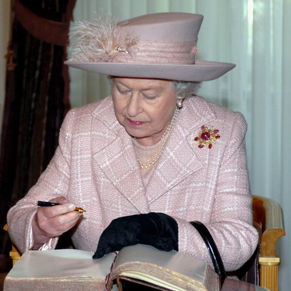 The Queen's Favourite Nail Polish Is Revealed