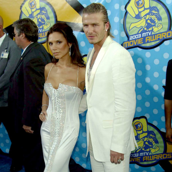 Victoria And David Beckham's Designer Clothes Go On Sale