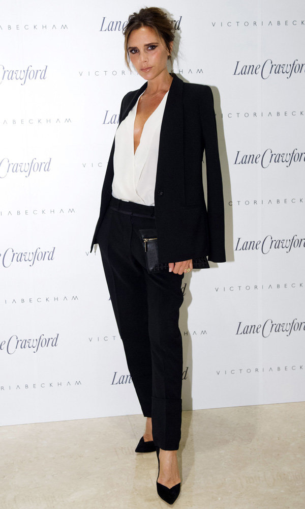 Victoria Beckham Completes Icon Collection