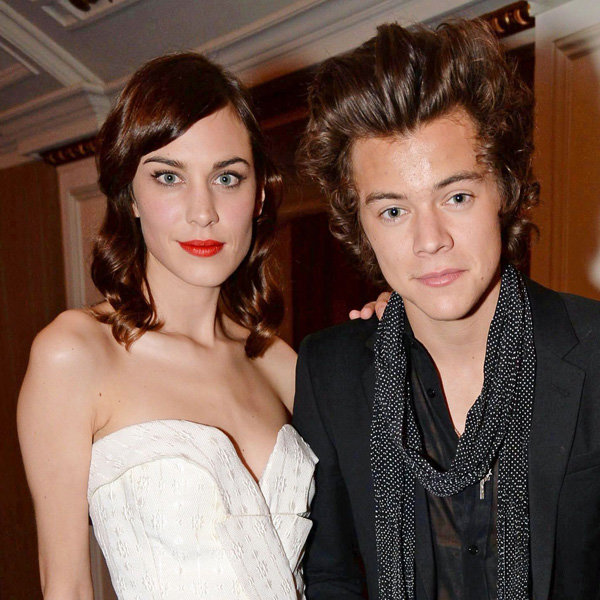 Cara Delevingne Loses Out On British Fashion Award To Harry Styles