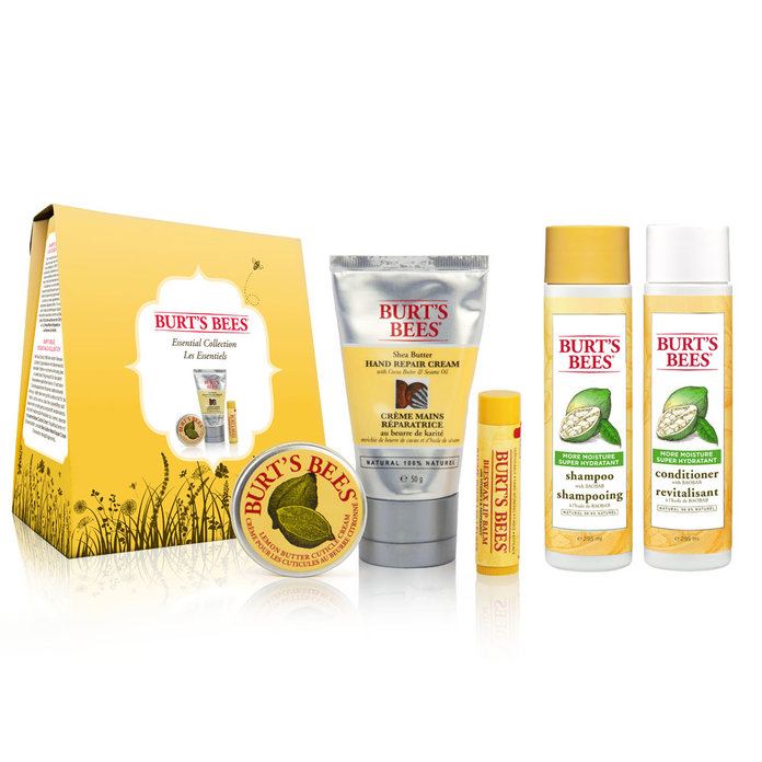 Win Festive Burt's Bees Goodies With InStyle VIP