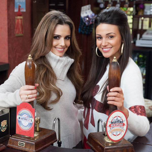 Cheryl Cole Joins The Coronation Street Cast