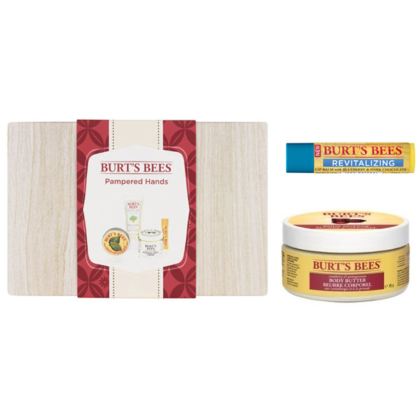 Win Burt's Bees Gift Sets With InStyle VIP
