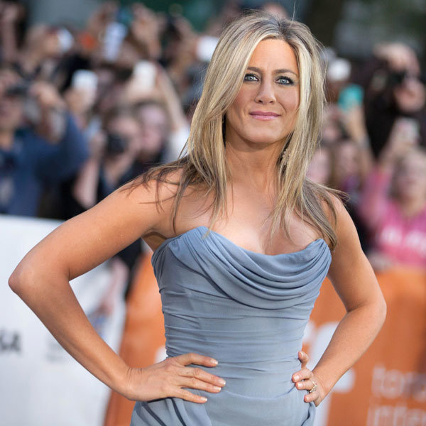 Jennifer Aniston On That 'Awkward Phase' During Her Marriage To Brad Pitt