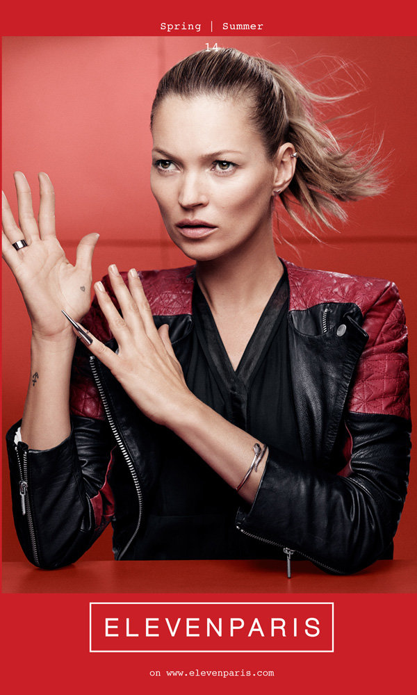 Kate Moss Stars In Another Amazing Campaign