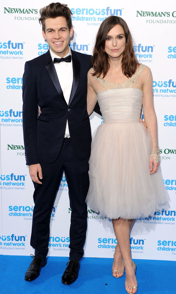 Keira Knightley Gives A Lesson In How To Customise Your Wedding Dress