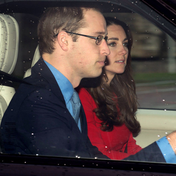 Kate Middleton Kicks Off Christmas With A Lunch At Buckingham Palace