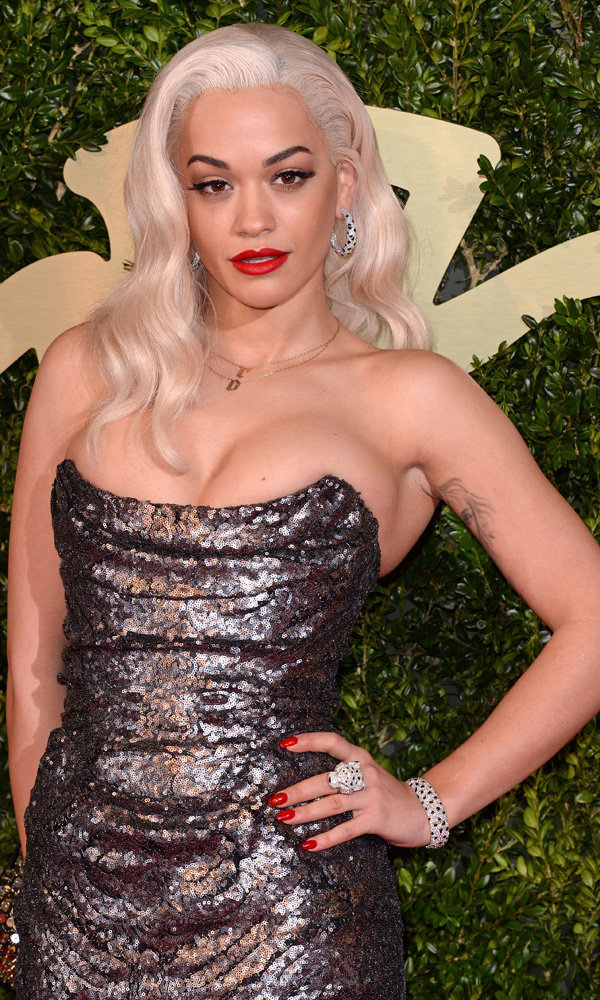 Rita Ora Lands A Shock New Fifty Shades Of Grey Film Role