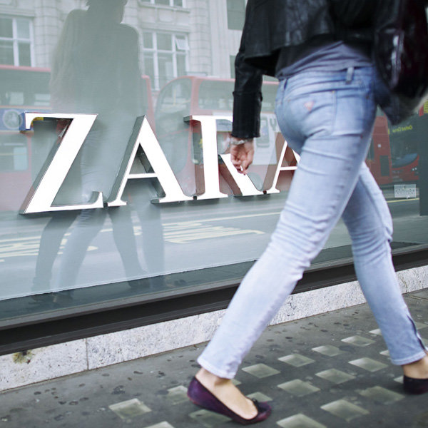 Zara Loses Its High Street Crown To New Look