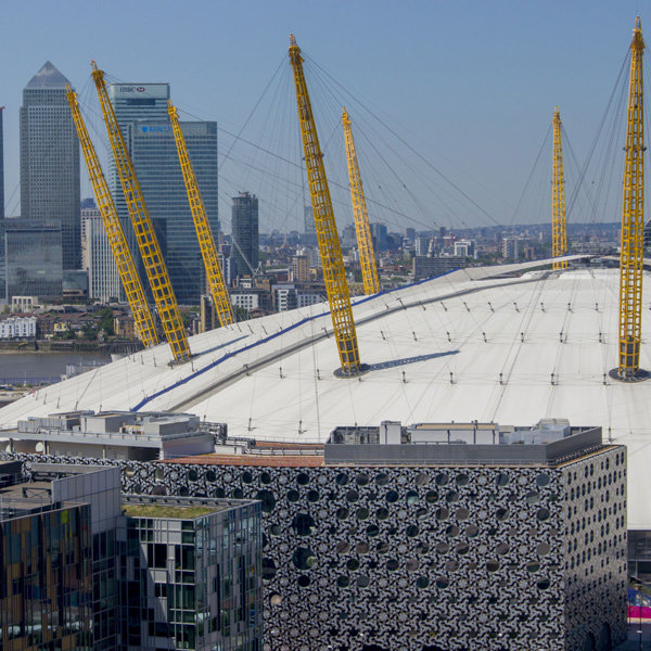 Meet Your New Luxury Shopping Destination: The O2 Arena