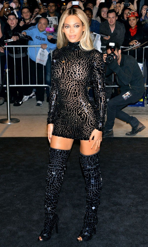 Beyoncé Speaks Out About Getting Her Body Back
