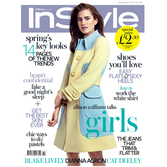 Get InStyle's February Issue For A Special Price Of £2.50