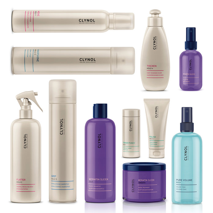 Win A Selection Of Clynol Professional Hair Products!