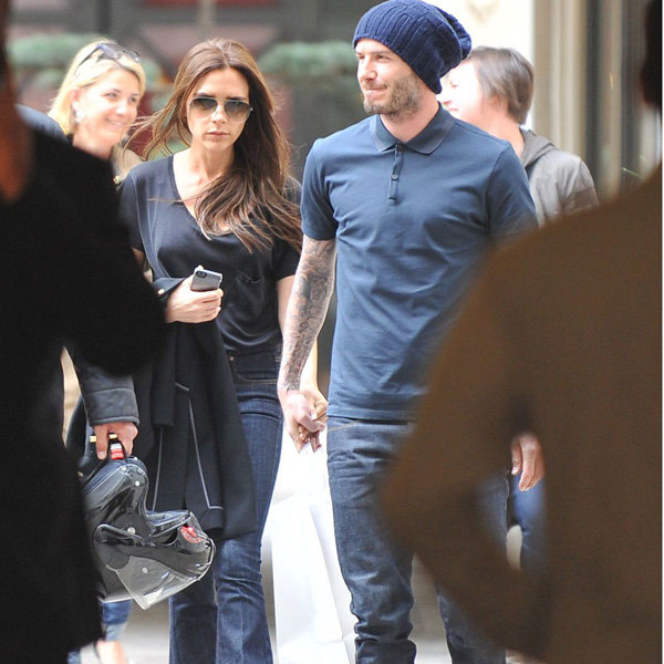 David Beckham, Victoria And The Girls Cameo That Really Could Happen