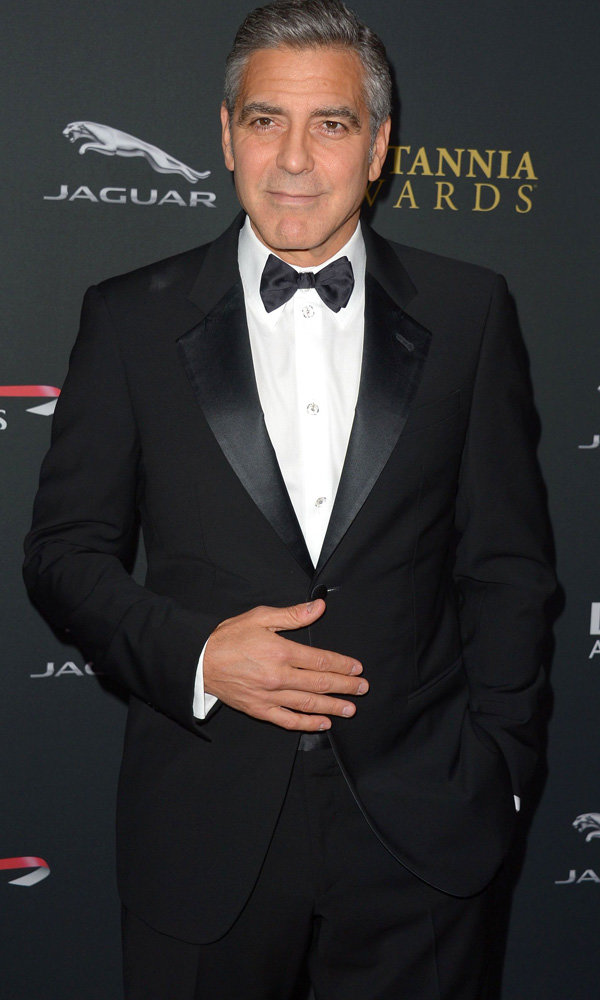 George Clooney Could Be Your Date For The Evening For Just £6