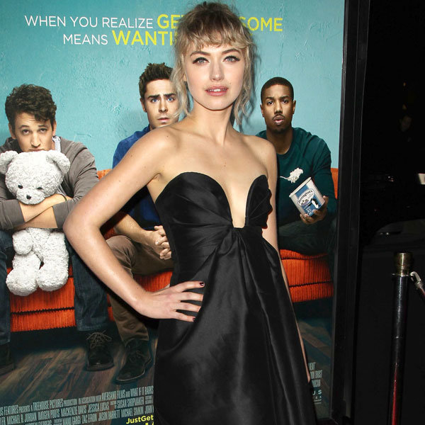 Imogen Poots And Zac Efron Are Officially Our New Red Carpet Favourites