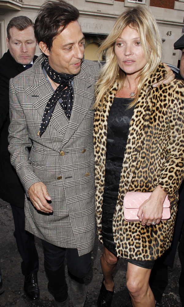 Kate Moss Shows Us How To Party With Star-Studded 40th Bash