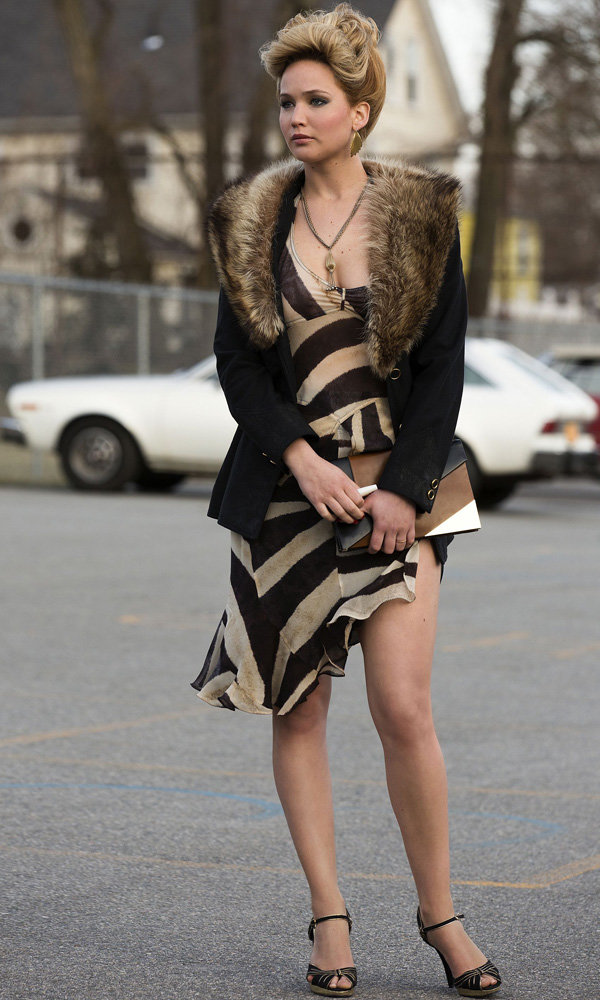 Jennifer Lawrence Sparks A Surge In Seventies-Style Clothes
