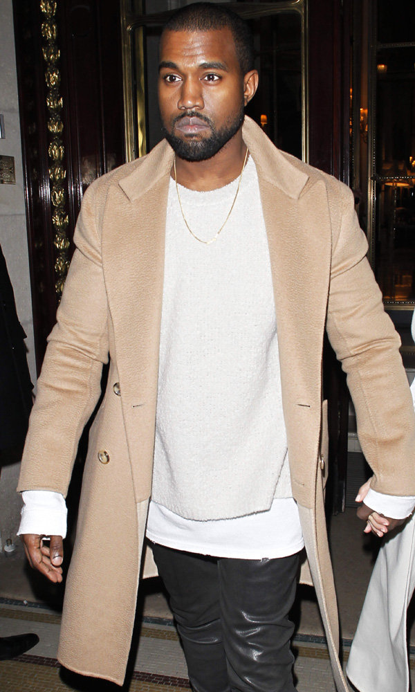 Kanye West's Central St Martins Dreams Were Crushed Because Of His Fame